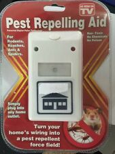Riddex Plus Pest Repellent As Seen on TV Rodents Roaches Ants Spiders US Seller