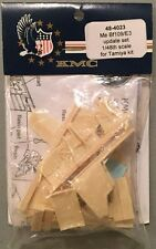 KMC 1:48 Me Bf109/E3 Update Set for Tamiya Kit 48-4023