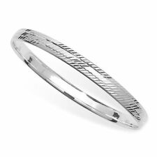 Diamond Sterling Silver Fine Bracelets