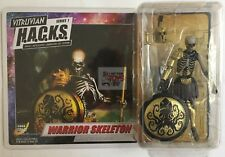"WARRIOR SKELETON (Army Of Dead) Boss Fight Studio VITRUVIAN HACKS 4"" Inch FIGURE"