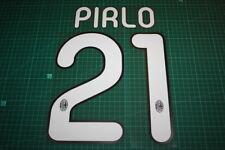 AC Milan 11/12 #21 PIRLO Homekit / 3rd Awaykit Nameset Printing