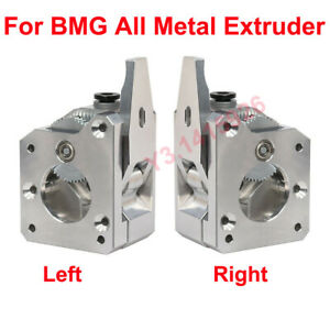 Dual Gear All Metal BMG Drive Extruder Bowden For Mk 8 CR10 Prusa I3 Ender 3