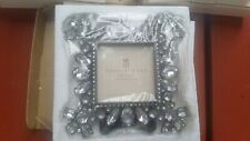 3 Pottery Barn crystal frames-great valentine day gifts! Each is$20,new in boxes