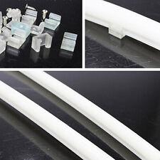 1pc Car Soft Tube LED Strip Light Decor DRL Daytime Running Lamp 45CM