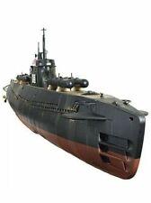Lindberg IJN I-53 1:72 Submarine with Kaiten Torpedoes Plastic Model Kit