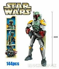 STAR WARS - BOBA FETT - Buildable Figure - fits lego BIONICLE & HERO FACTORY