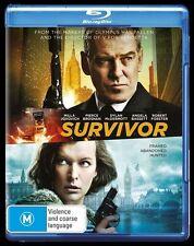 Survivor (Blu-ray, 2015)New, ExRetail Stock (131)