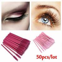 Disposable Eyelash Brush Mascara Wands Eyebrow Mini Brush Cosmetic Brush Kit