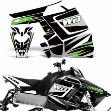 RUSH RMK Decal Wrap Graphic Kit Sled Parts Snowmobile Polaris 600/800 2011+ WD G