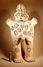 Pre-Columbian Nude Cuchimilco Figure Chancay Peru Coa