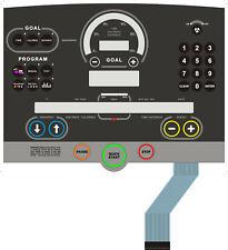 Technogym Excite 700 treadmill toccare membrana