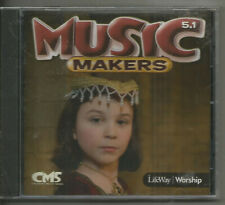 MUSIC MAKERS 5.1 - CMS ( CHILDREN'S MUSIC SERIES ) !!  NEW!!!