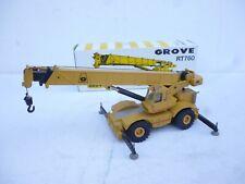 Grove All Terrain Crane RT760 NZG # 149 West Germany 1:55  EXELLENT IN BOX