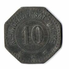 10 Pfennig Stadt Wittenberg 1917 Notgeld Kleingeldersatzmarke (ut20n72213)