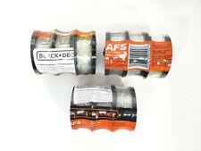 3 3-Packs Black + Decker Automatic Feed Spool Afs Af-100 30ft Each (9 Spools)