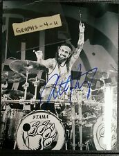 MIKE PORTNOY SIGNED 8x10 DREAM THEATER AUTOGRAPH COA WINERY DOGS n