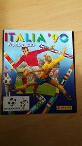 PANINI WORLD CUP ITALIA 90 ALBUM EMPTY