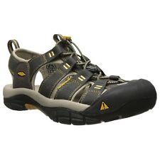 Keen Newport H2 Raven Aluminum Mens Slip-on Outdoor Walking Trekking Sandals
