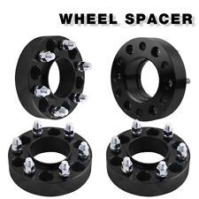 """4x 1.5"""" Hub Centric Wheel Spacers Adapters 6x135 to 6X135 For 07-14 Ford F-150"""