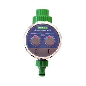 Programmatore centralina per irrigazione a batteria GREENTIMER 1 zona rubinetto