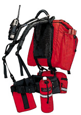 Wildland FIRST-IN PRODUCTS Firefighter Emergency Responder Personnel Backpack
