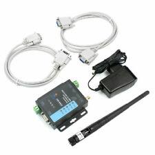 RS232 RS485 Seriell zu WiFi und Ethernet Konverter USR-W610 TCP Server / TCP