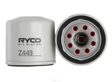Ryco Oil Filter Z443 - For Suzuki SWIFT FZ 1.4L 1.6L SUZUKI APV