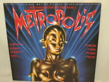 METROPOLIS - LP - SOUNDTRACK - FREDDIE MERCURY - ADAM ANT