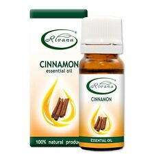 100% Natural Pure Essential Oil Cinnamon - Cinnamomum zeylanicum - 10ml Pure Oil
