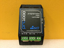 Simple Com Tools PRC1000 5 to 20 VDC, Dual Mode, Programmable Relay Controller