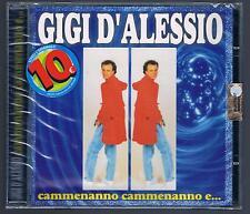 GIGI D'ALESSIO CAMMENANNO  CAMMENANNO E CD  F.C. SIGILLATO!!!