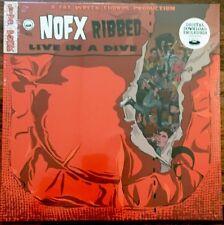 NOFX - Ribbed Live In A Dive LP [Vinyl New] Sealed Punk Rock Album + Download