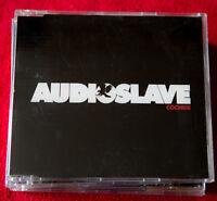 AUDIOSLAVE SOUNDGARDEN Chris Cornell RATM COCHISE cd promo with SIAE Italy