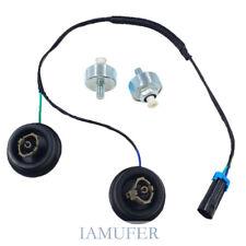 Wire Harness and Dual Knock Sensors for GM LS1 LQ9 LS6 4.8L 5.3L 5.7L 6.0L 8.1L