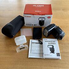 Canon Speedlite 600EX-RT Blitzgerät Blitzschuhanschluss