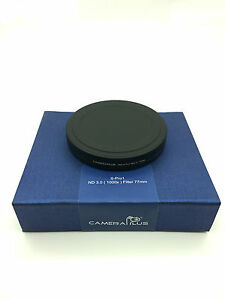 CameraPlus®/ Haida PRO II Neutral Density Filter ND1000 77mm + filters' cap
