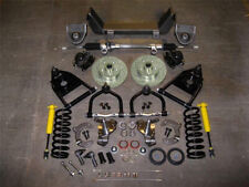 """1947 - 1954 Chevy Pickup Truck Mustang II Complete Front End IFS Kit 2"""" Drop"""