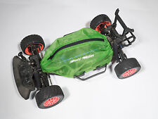 Shroud Cover for Traxxas Lcg Chassis Models by Dusty Motors Green Color