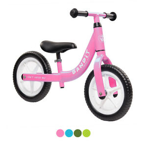 Bandit Bicycles Balance Kids Bike Never Flat Tires Super Light for Age 1-6 Year