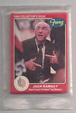 1984-85 Star Franz Trailblazers 13 Card Set Drexler RC Org. Bag Factory Sealed