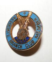 Vintage Real Air Force Asociación, Branch Club Member Broche/ Insignia/ Pin