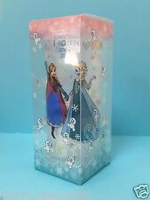 Tokyo Disney Resort Hotel Restaurant Glass 2016 FROZEN Fantasy Anna Olaf Kawaii