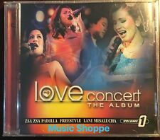 Love Concert The Album vol.1- Zsazsa- Freestyle- Lani Misalucha