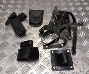 EX- MoD Military / Police MDPS Security Forces 5 Piece Assorted Items Job Lot