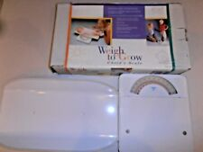 Weigh To Grow Baby Pet Child's Scale With Convertible Tray Model #7465