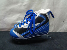 Star Glide Lake Placid Double Runners Ice Skates Boys Size 1 (Hkw22)