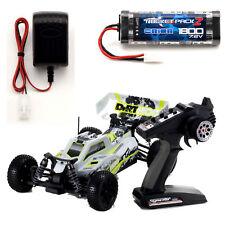 KYOSHO 34351t1b saleté HOG T1 EP voiturette RTR kt231p avec batterie et Chargeur
