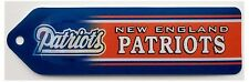 New England Patriots NFL 3D Helmet Logo Bookmark
