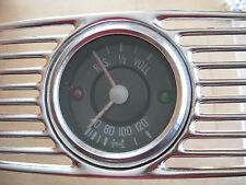 VDO Tank und Temperatur Uhr - Instrument für den VW Ovali Käfer