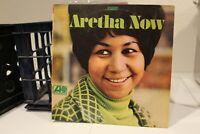 Aretha Franklin - Aretha Now LP Vinyl VG++ SD-8186